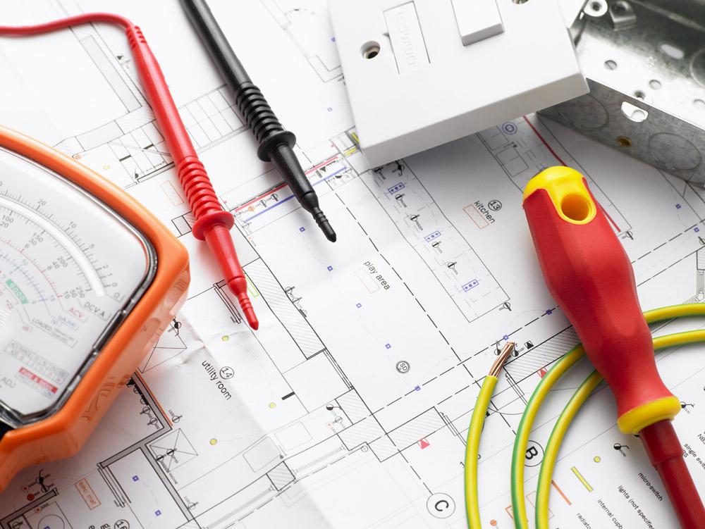 Монтаж системы электроснабжения | ИнноваСтрой