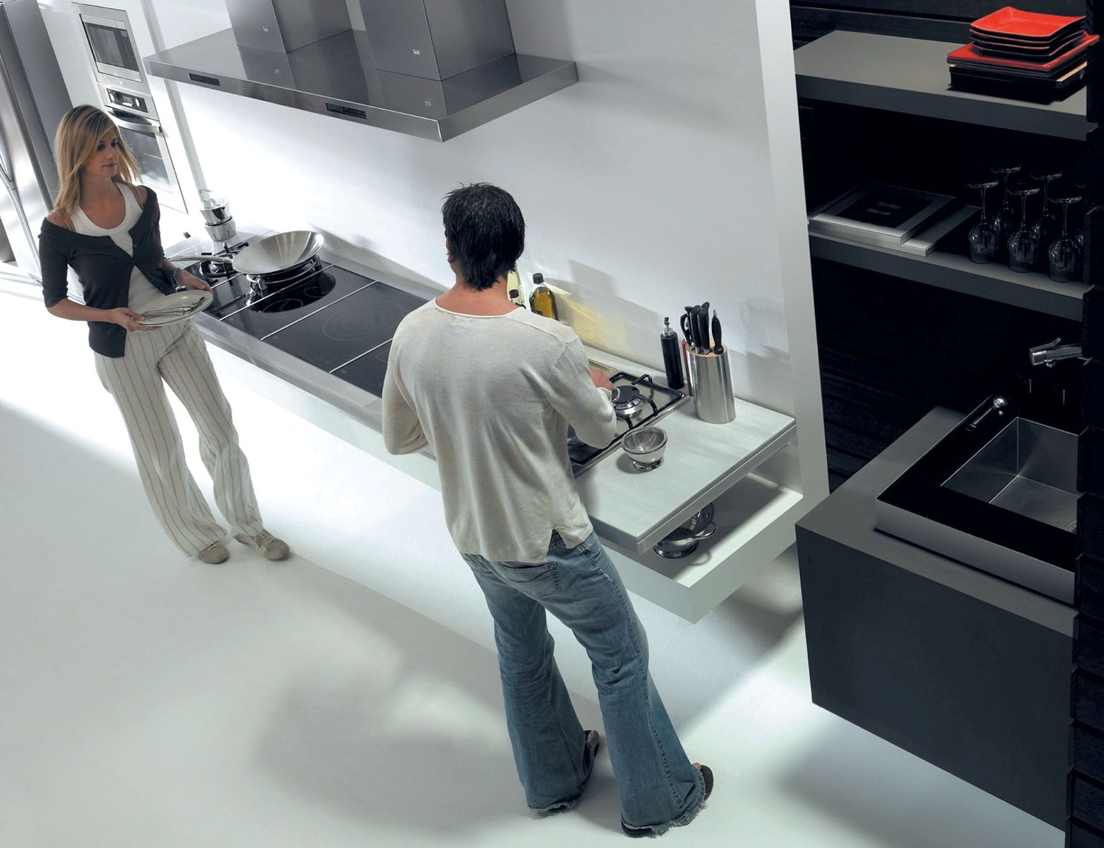 Как выбрать кухонную мойку?