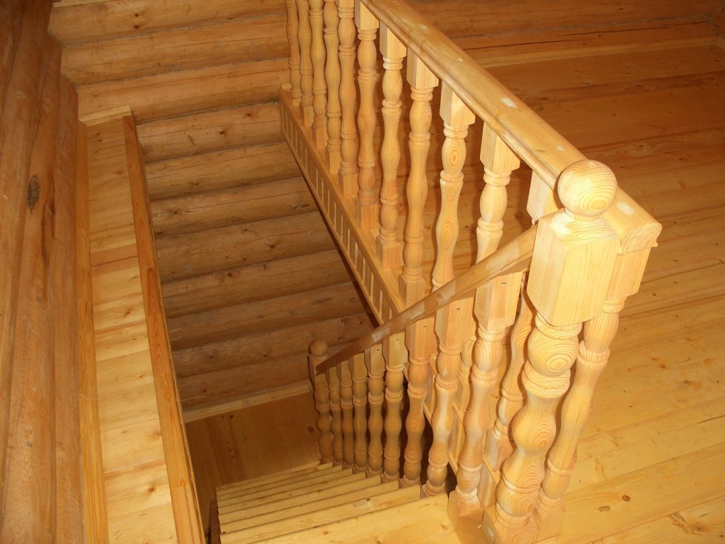 Лестницы для мансарды