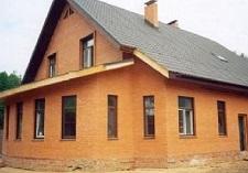 Строительстве дома